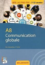 A8 communication globale BTS AG PME/PMI