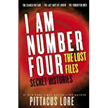 I Am Number Four: The Lost Files. Secret Histories