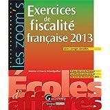 Zoom's Exercices Fiscalité française avec corrigés détaillés
