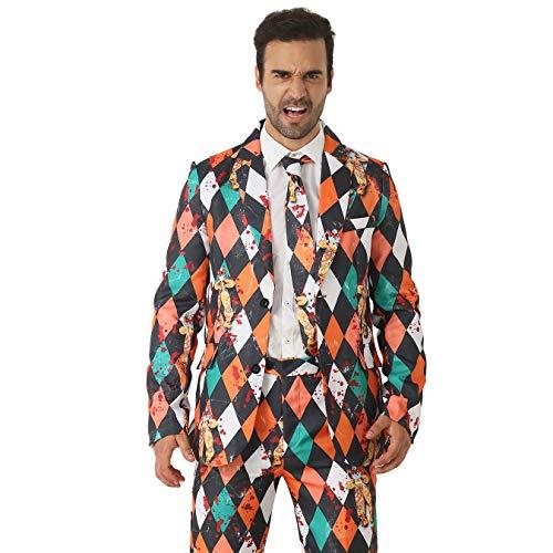 el Anzüge für Männer kommt mit Jacke Hose und Krawatte ()