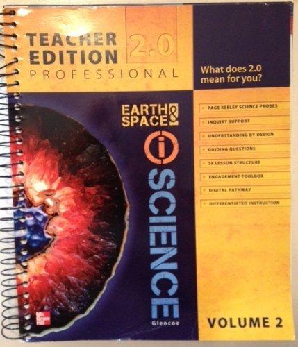 Glencoe Earth & iSpace Science, Grade 6, Vol. 2, Teacher Edition