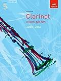 Selected Clarinet Exam Pieces 2008-2013, Grade 5, Score & Part (ABRSM Exam Pieces)