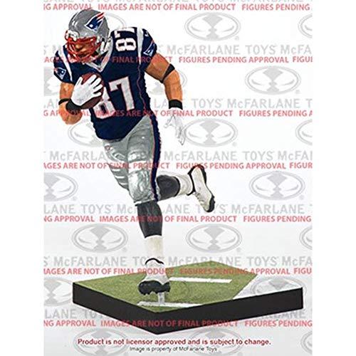 Collections Etc NFL équipements de Football Horloge Murale chromé Sports et Loisirs Boutique du supporter