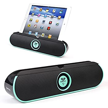 delicate [Support d\'accueil]Inateck enceinte bluetooth 4.0 portable ...