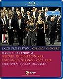 Salzburg Festival Opening Concert [Blu-ray] [Alemania]