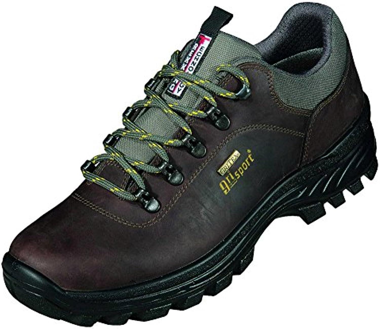 Grisport - Zapatillas de senderismo para hombre Marrón marrón oscuro