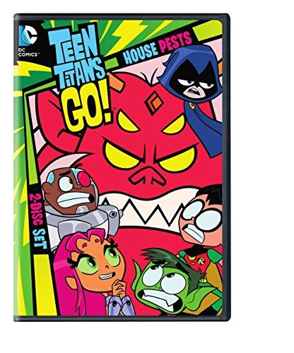 e Pests: Season 2, Part 2 (Teen Titans Go Dvd)