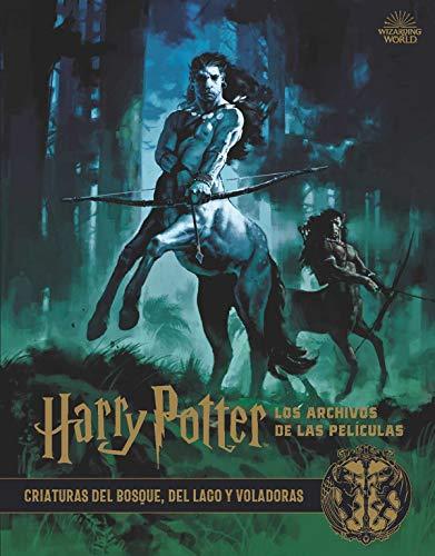 Harry Potter: Los Archivos De Las películas 1. Criaturas