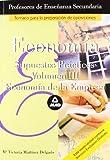 Cuerpo de profesores de enseñanza secundaria. Economia. Supuestos practicos. Volumen iii (Profesores Secundaria - Fp) - 9788466540193