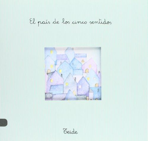 Pan Con Chocolate 5- el País de los Cinco Sentidos - 9788430729142