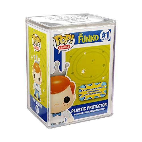 Funko Pop! Protector: Transparent Display Box (Display Pops Funko)