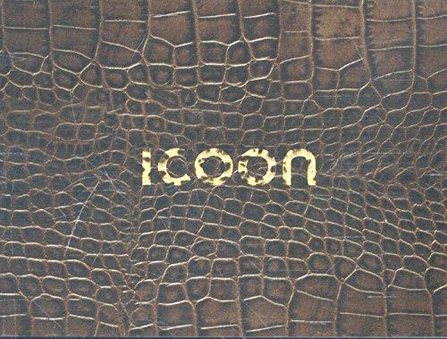 ICOON Cocodrilo. Diccionario visual con 2.000 iconos e imágenes. Bolsillo. Amber Press.