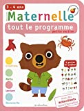 Découvertes Maternelle : Petite section, 3-4 ans, 1 poster en cadeau