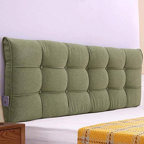 83f3cd0dba921 Lit double grand coussin de chevet reposant sur le coussin de lit Soft Pack  Set de