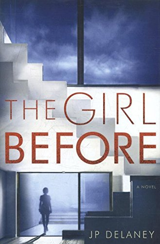 The Girl Before por Jp Delaney
