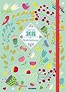 Agenda 2018 Petits bonheurs par Galliez