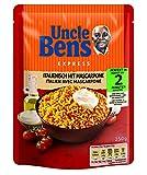 Uncle Ben's Express-Reis Italienisch Tomate & Mascarpone, 250 g