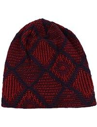 Pulchram Cappello in Maglia Inverno Berretti Morbido Caldo per Uomo Donna  Unisex f69260d09078