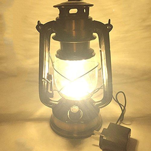 LYGOO Camping Licht Nachtlicht Tragbares Licht Verstellbare Außenleuchte Helle Garten Licht LED Leuchte Wiederaufladbare Arbeit Licht Geeignet für Wandern / Camping / Hurricane / Garten Lichter -