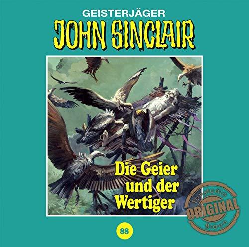 John Sinclair Tonstudio Braun - Folge 88: Die Geier und der Wertiger.