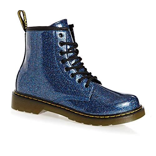 1460 Glitter J Kurzschaft Stiefel, Blau (Blue 400), 28 EU ()