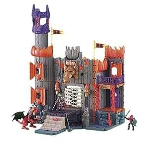 imaginext bravemore castle instructions