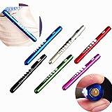 Medizinisches Stift-Licht Taschenlampe ❤️ sunnymi Erste Hilfe LED Pen Licht Taschenlampe Arzt Krankenschwester EMT Emergency (Grün)