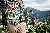 Garmin Oregon 650 GPS-Handgerät (inkl.robustem 7,6 cm (3 Zoll) Touchscreen, 8 MP-Kamera, Datentransfer via ANT+ und Bluetooth und Akkulaufzeit bis zu 16 Stunden) - 4