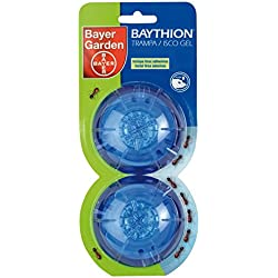 Bayer Garden Baythion Trampa Antihormigas En Forma De Gel para Interiores Y Exteriores, Verde Agua
