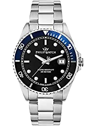 Only time clock Sport Men PHILIP WATCH Caribe Cod. r8253597043