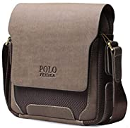 FEIDKA POLO messenger crossbody bag for men 23cm X 25cm