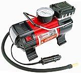 Dc12V Elektrische Luftpumpe Einzylinder-Luftpumpe Auto MINI AIR KOMPRESSOR Mit LED-Lampe