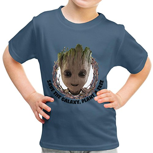 Guardians Of The Galaxy Baby Groot Save The Galaxy Kid's T-Shirt