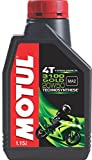 Best Bike Engine Oils - Motul 3100 4T Gold 20W50 API SM Semi Review