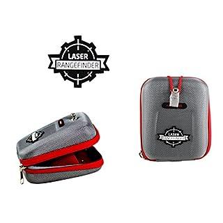 Navitech Pro Eva Hard Case / Rangefinder Cover for the Bushenll Tour V4