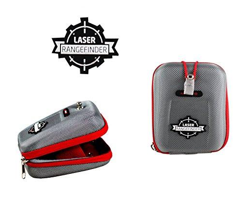 Gps-hard Case Cover (Navitech Pro Eva Hard Case/Cover/Schutz/Gehäuse für Golf Rangefinder - Laser Range Finder with Pinseeker VPRO500)