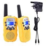 Best Walkie Talkies For Kids - Walkie Talkies, Upgrow RT-388 Kids Walkie Talkie Children Review