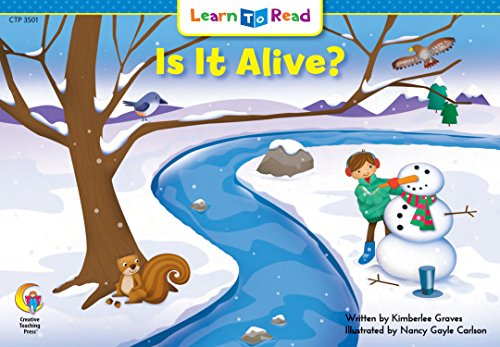 Is It Alive?: Science Learn to Read (Learn to Read Science Series; Life Science) por Kimberlee Graves