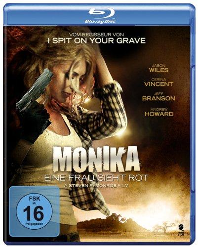 MoniKa - Eine Frau sieht Rot [Blu-ray]