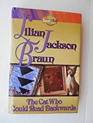 The Cat Who Could Read Backwards (Cat Who Books, 1st) by Unnamed (1986-01-01)