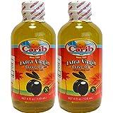 Carib Extra Virgin Olive Oil 4oz (120 ML) Pack Of 2