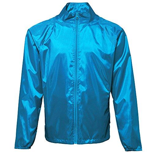 2786 - Veste légère coupe-pluie et coupe-vent - Homme Sapphire