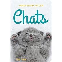 Agenda scolaire 2017-2018 Chats