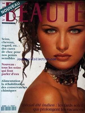 VOTRE BEAUTE [No 670] du 01/09/1993 - SP...