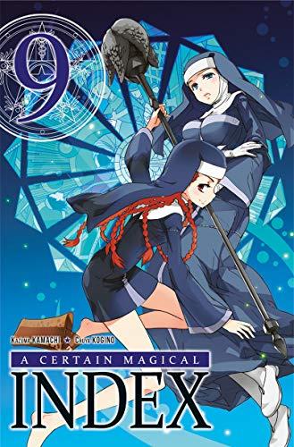 A Certain Magical Index Vol.9