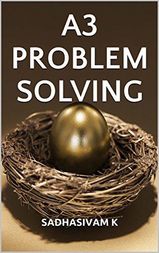 A3 PROBLEM SOLVING  (English Edition)