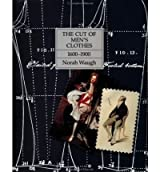 The Cut of Men's Clothes: 1600-1900 Waugh, Norah ( Author ) Jan-07-1987 Hardcover