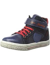 Capt'n Sharky Jungen 430792 Hohe Sneaker