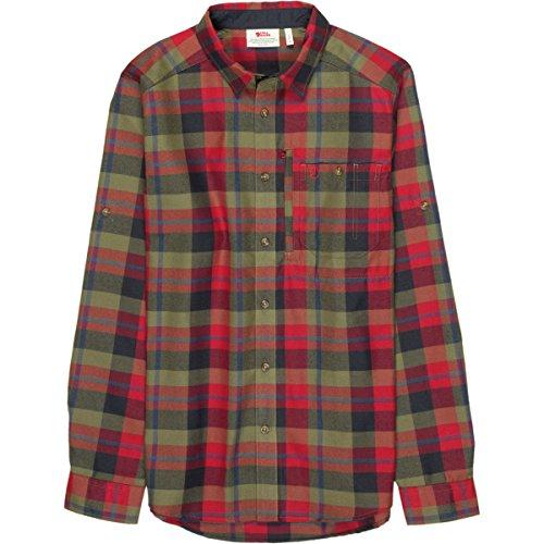 Fjällräven Herren Fjällglim Shirt Oberhemd bordeaux (502)