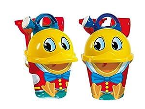 Androni Giocattoli 1311-0000 1 - juguetes para arena (Multicolor, De plástico)